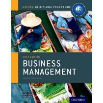 Oxford IB Diploma Programme: Business Management Course Companion by Martin Mwenda Muchena, 9780198392811