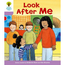 Oxford Reading Tree: Level 1+: More First Sentences A: Look After Me by Roderick Hunt, 9780198480754