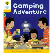 Oxford Reading Tree: Level 5: More Stories B: Camping Adventure by Roderick Hunt, 9780198482611