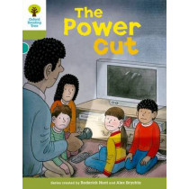 Oxford Reading Tree: Level 7: More Stories B: The Power Cut by Roderick Hunt, 9780198483243
