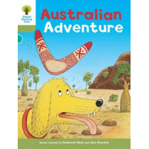 Oxford Reading Tree: Level 7: More Stories B: Australian Adventure by Roderick Hunt, 9780198483250