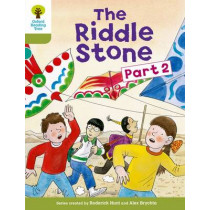 Oxford Reading Tree: Level 7: More Stories B: The Riddle Stone Part Two by Roderick Hunt, 9780198483274