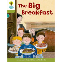 Oxford Reading Tree: Level 7: More Stories B: The Big Breakfast by Roderick Hunt, 9780198483298