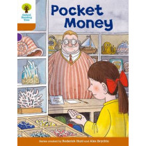 Oxford Reading Tree: Level 8: More Stories: Pocket Money by Roderick Hunt, 9780198483441