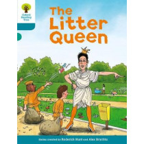 Oxford Reading Tree: Level 9: Stories: The Litter Queen by Roderick Hunt, 9780198483526