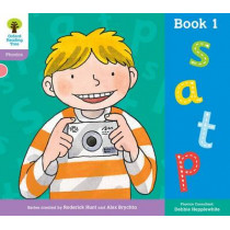 Oxford Reading Tree: Level 1+: Floppy's Phonics: Sounds and Letters: Book 1 by Debbie Hepplewhite, 9780198485575