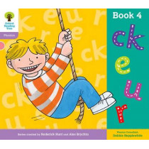 Oxford Reading Tree: Level 1+: Floppy's Phonics: Sounds and Letters: Book 4 by Debbie Hepplewhite, 9780198485605