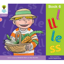 Oxford Reading Tree: Level 1+: Floppy's Phonics: Sounds and Letters: Book 6 by Debbie Hepplewhite, 9780198485629