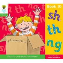 Oxford Reading Tree: Level 2: Floppy's Phonics: Sounds and Letters: Book 10 by Debbie Hepplewhite, 9780198485681