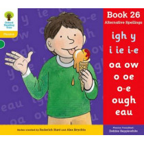 Oxford Reading Tree: Level 5: Floppy's Phonics: Sounds and Letters: Book 26 by Debbie Hepplewhite, 9780198485902