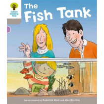 Oxford Reading Tree: Level 1 More a Decode and Develop the Fish Tank by Roderick Hunt, 9780198488965