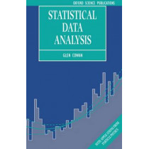 Statistical Data Analysis by Glen Cowan, 9780198501558