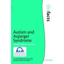Autism and Asperger Syndrome by Simon Baron-Cohen, 9780198504900