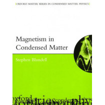 Magnetism in Condensed Matter by Stephen Blundell, 9780198505914