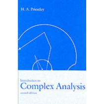 Introduction to Complex Analysis by H. A. Priestley, 9780198525622