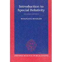 Introduction to Special Relativity by Wolfgang Rindler, 9780198539520