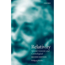 Relativity: Special, General, and Cosmological by Wolfgang Rindler, 9780198567325
