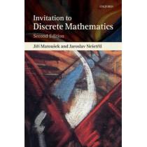 Invitation to Discrete Mathematics by Jiri Matousek, 9780198570424