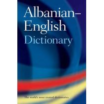 Oxford Albanian-English Dictionary by Leonard Newmark, 9780198603221