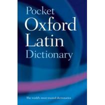 Pocket Oxford Latin Dictionary, 9780198610052