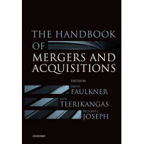 The Handbook of Mergers and Acquisitions by David O. Faulkner, 9780198703884