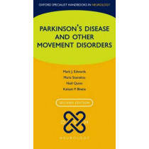 Parkinson's Disease and other Movement Disorders by Mark J. Edwards, 9780198705062