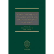 McMeel and Virgo On Financial Advice and Financial Products by Gerard McMeel, 9780198705956