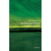 Translation: A Very Short Introduction by Matthew Reynolds, 9780198712114