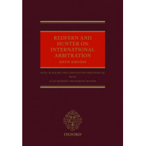Redfern and Hunter on International Arbitration by Nigel Blackaby, 9780198714248