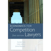 Economics for Competition Lawyers by Gunnar Niels, 9780198717652
