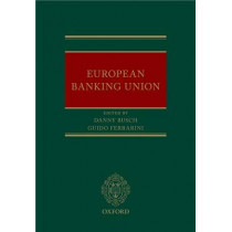 European Banking Union by Danny Busch, 9780198727309