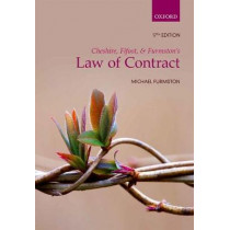 Cheshire, Fifoot, and Furmston's Law of Contract by M. P. Furmston, 9780198747383