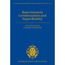 Bose-Einstein Condensation and Superfluidity by Lev. P. Pitaevskii, 9780198758884