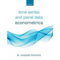 Time Series and Panel Data Econometrics by M. Hashem Pesaran, 9780198759980