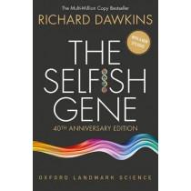 The Selfish Gene: 40th Anniversary edition by Richard Dawkins, 9780198788607