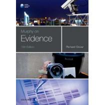 Murphy on Evidence by Richard Glover, 9780198788737