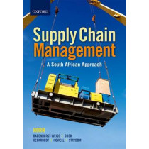 Introduction to Supply Chain Management - A Logistics Approach by Hannie Badenhorst-Weiss, 9780199053551