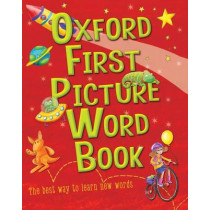 Oxford First Picture Word Book by Heather Heyworth, 9780199117161