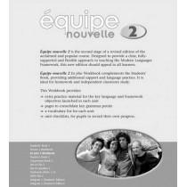 Equipe nouvelle: 2: En Plus Workbook, 9780199124565