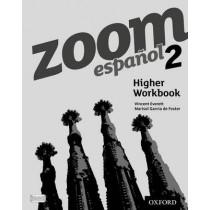 Zoom espanol 2 Higher Workbook (8 Pack) by Vincent Everett, 9780199128174