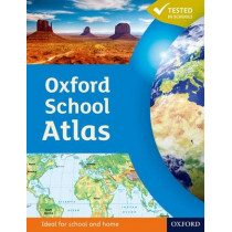 Oxford School Atlas by Patrick Wiegand, 9780199137022