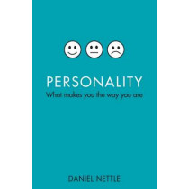 Personality: What makes you the way you are by Daniel Nettle, 9780199211432