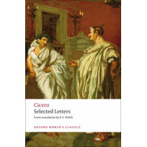 Selected Letters by Marcus Tullius Cicero, 9780199214204