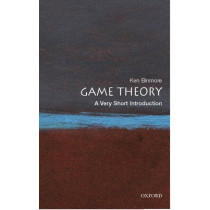 Game Theory: A Very Short Introduction by Ken Binmore, 9780199218462
