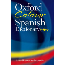 Oxford Color Spanish Dictionary Plus by Oxford Dictionaries, 9780199218943