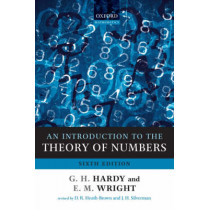 An Introduction to the Theory of Numbers by G. H. Hardy, 9780199219865