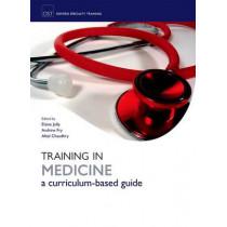 Training in Medicine by Elaine Jolly, 9780199230457