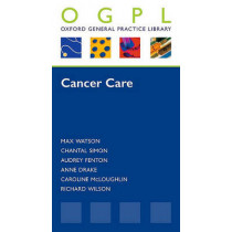 Cancer Care by Max Watson, 9780199232031