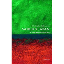 Modern Japan: A Very Short Introduction by Christopher Goto-Jones, 9780199235698