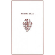 Richard Rolle: Uncollected Prose and Verse, with Related Northern Texts by Ralph Hanna, 9780199236145